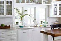 Armarios de cozinha decoração