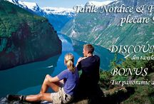 Tarile Nordice / Tarile Nordice si Fiordurile