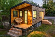Tiny House Exterior / by Brian Packer