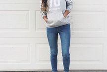 Moda, outfits, recogidos