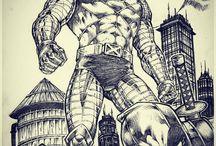 Colossus x Wade