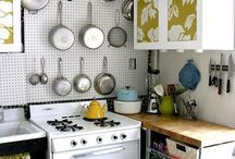 Small kitchens / Redesigning a small kitchen