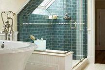 Roof Bath Room