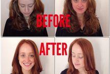 Lauren McKenzie Hair / by Origami Owl ~Traci Mask, Independent Designer