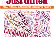 Giftedness | Social+Emotional Needs / Parenting and teaching gifted children is challenging, and so is managing intensity and high spirits. Here are my favorite tips, tricks, ideas, and resources to help you raise your gifted and intense children -- from a gifted specialist turned homeschooling mom to her own gifted/twice-exceptional kiddos.