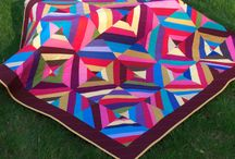 Quilts and Sewing / by Kristi Michael