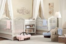 I'm seeing double / The twins nursery