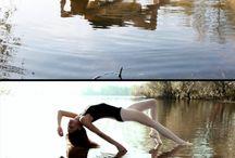4 personages / Lady of the lake (levitation mischien) Lady of the dark (Rafaëla Ollargiu) Lady of the light  (Ilse) Hunter