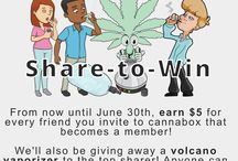 Cannabox Contests / Contest announcements from cannabox!