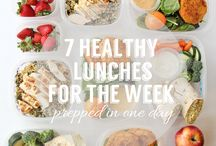 Lunch time! / Yummy lunch ideas