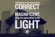 Architectural Sayings