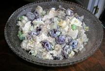 salads / by Sheila Mccawley-schultz