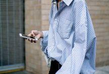 SPRING SUMMER TREND - oversize shirt