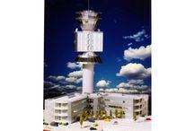 Torre di controllo Malpensa, scala 1:100