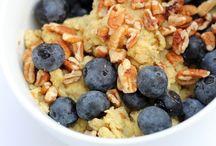 Breakfast ideas - paleo