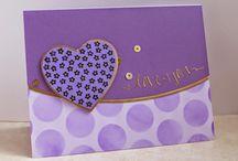 """Love Cards"" I made"