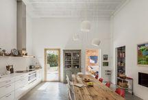 Kitchen / by Lizzie Shutt