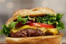 Burgers / by Sara Louise