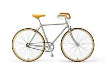 PALM GARAGE × moca Bicycle01 / PALMGARAGE×moca Original Bicycle.  MADE IN JAPANにこだわり続ける大阪アメリカ村の自転車工房『PALM GARAGE』さんと、共同開発により製作したクルーザーバイシクルです。 乗り心地の良いクロモリフレームに、NITTO製のプロムナードハンドルは、ゆったり心地良く街をクルージングしたくなる、そんなバイクです。