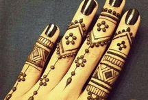 Henna ideas / Very cool fade away tattoo