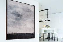 canvas frame floating