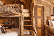 Dream house (log home)