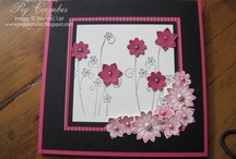 stampin up / by Marsha Greenlaw