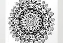 Mandala / Artwork available for puchase