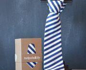 Boy's neck ties