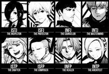 MBTI and anime