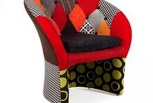 Patchwork / Comfort and relaxation