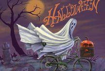 Halloween / My favorite holiday...