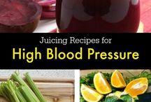 High Blood Pressure Juice