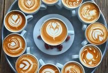 Frothy Coffee Art