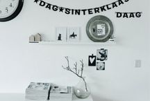 Sinterklaas creaties / Knutsel voor 5  december