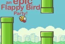 E's bday party