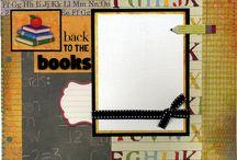 skool scrapbook