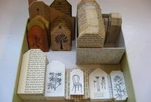 Genbrug af papir, bøger, noder m.m.
