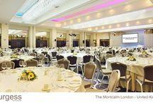 Banqueting Mood Board / A collection of images brought together to create a beautiful banqueting concept