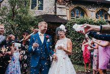 Wedding // Confetti