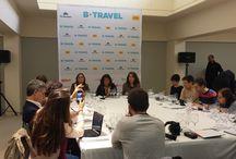 Presentación B-Travel 7 de abril 2015 / Presentación del concepto del nuevo salón de turismo