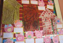 Literacy activities for kindergarten
