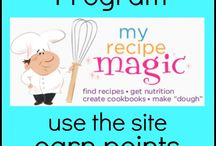 My Recipe Magic- a recipe sharing community / by Tone and Tighten