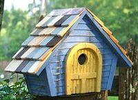 Bird Houses / by Genea Maines