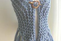 kötés, horgolás, amigurumi / fonalból készült ruhadarabok