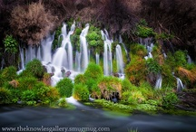 Waterfalls, Cascate / Photography, Fotografie