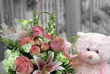 Maternity Flowers, Gift Baskets & More / Congratulate a New Mother & Welcome a Newborn Baby! Maternity Flowers, Gift Baskets & More by Conyers Flower Shop  1264 Parker Rd-Ste E - Conyers, GA 30094