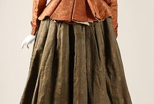18th century Caraco / jacket