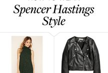 PLL Spencer Style