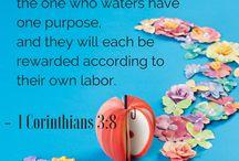 Scripture Art Inspiration